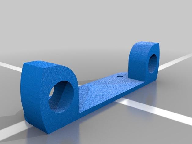 Tarot常平架配适器 3D打印模型渲染图