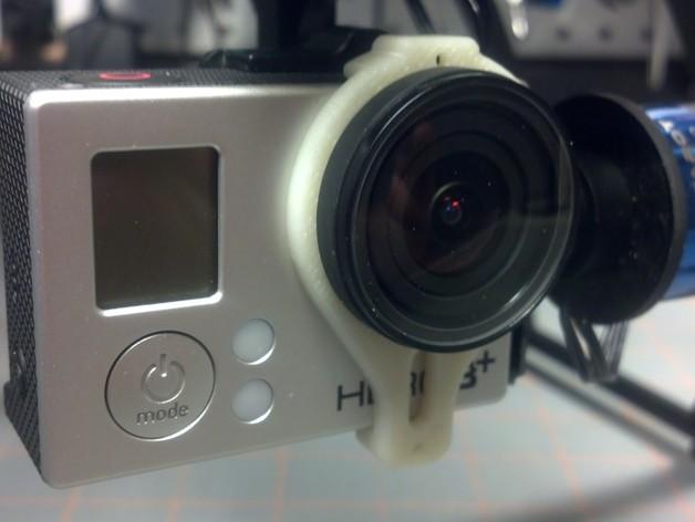 GoPro相机镜头保护器