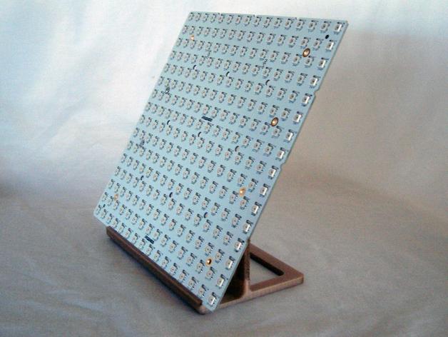 矩形LED彩灯底板