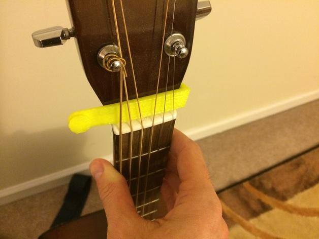 吉他背带夹