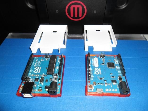 Arduino Uno&Leonardo电路板外壳