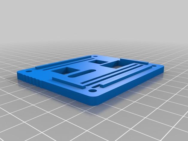 RAMPS 1.4电路主板外壳