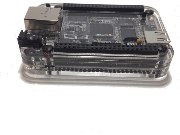 BeagleBone Black电路板外壳