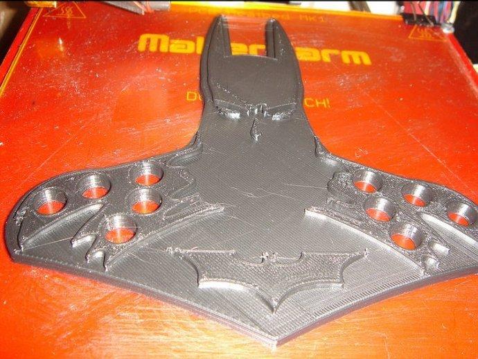 蝙蝠侠油漆刷握柄