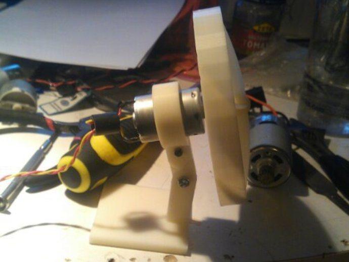 参数化螺旋桨