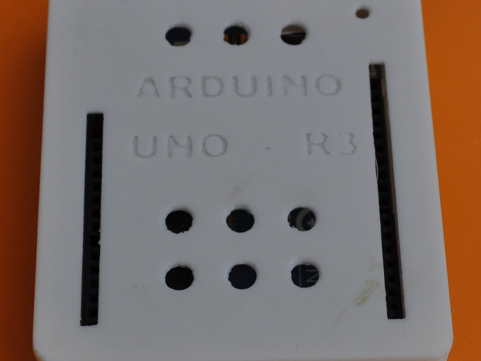 Arduino Uno R3电路板外壳