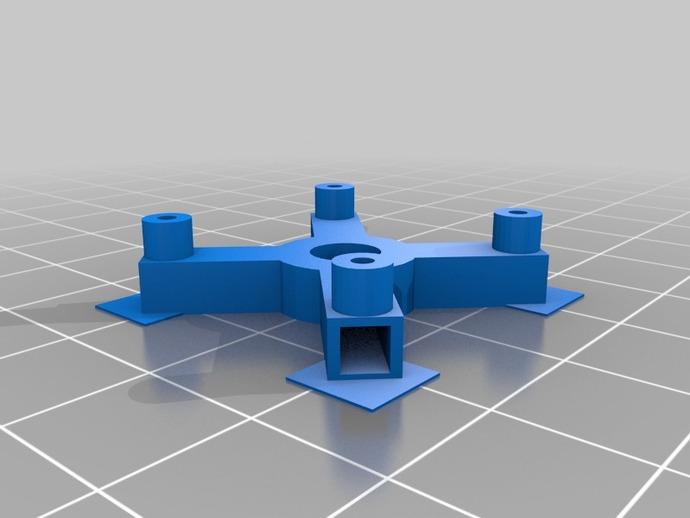 瓢虫 多轴飞行器框架