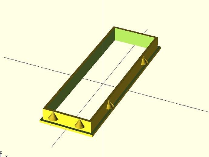 定制化LED显示器外壳 框架
