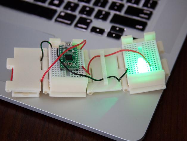 开关按钮 外壳 3D打印模型渲染图