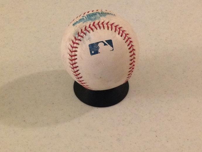 棒球展示架 3D打印模型渲染图
