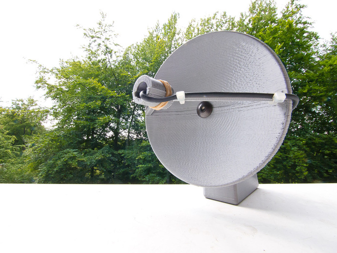 ParaMike抛物面传声器