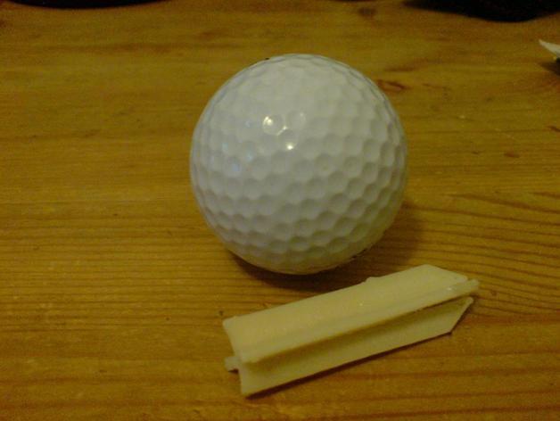 高尔夫球钉