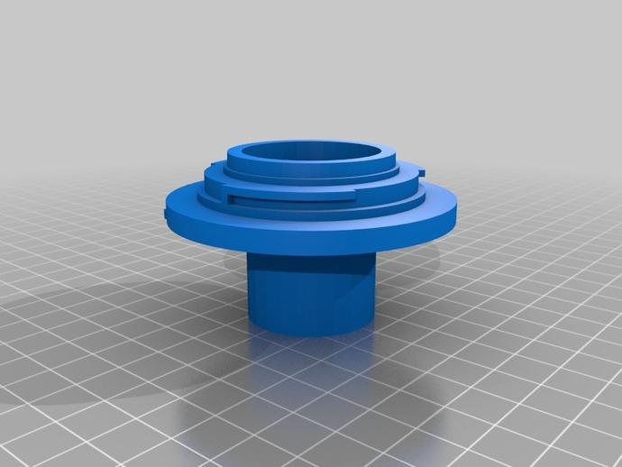 EF接环镜头聚焦器