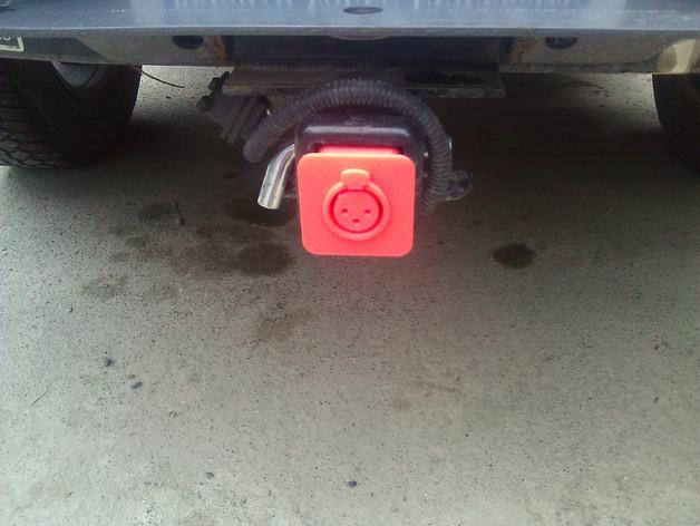 XLR拖车挂接装置 保护套