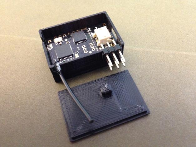 RX PPM接收机外壳