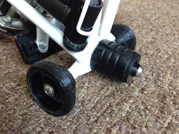 Brompton专业折叠自行车 轮胎