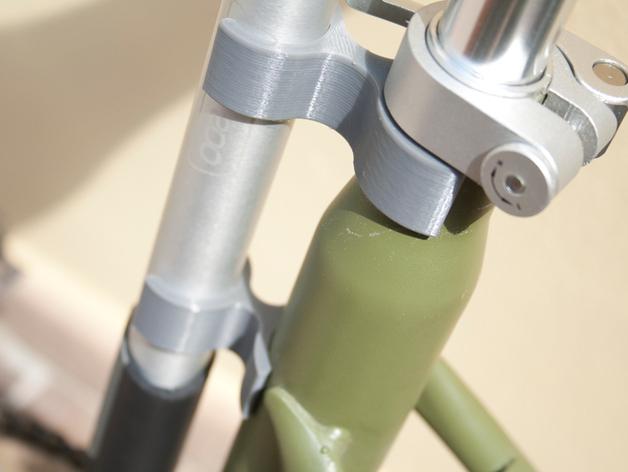 Graziella自行车 打气筒架