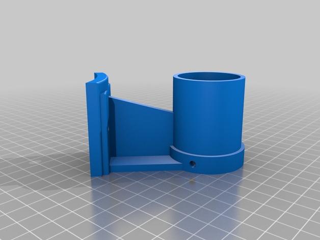 反射式望远镜支架
