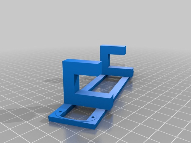 Macbook Air的结构传感器固定架