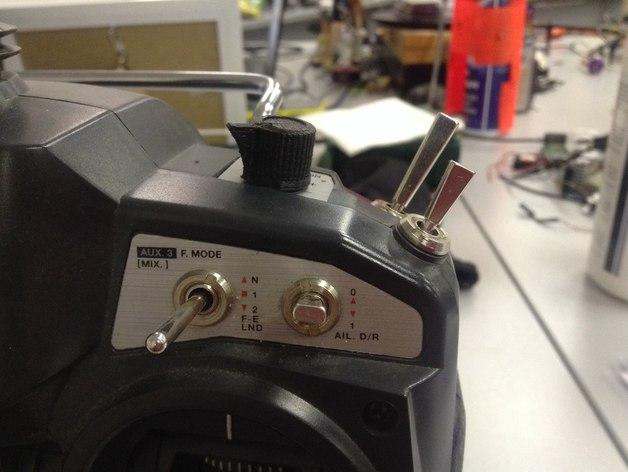 Turnigy 9x发射机旋钮