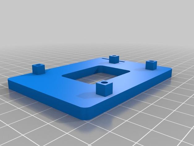 Arduino Yun电路板 底座