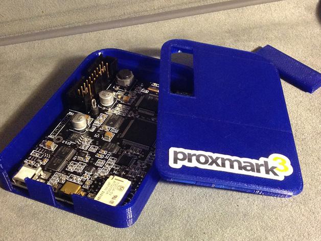 Proxmark 3电路板 外壳