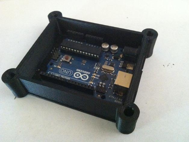 模块化Arduino Uno外壳