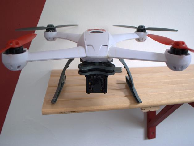 CCD相机支架