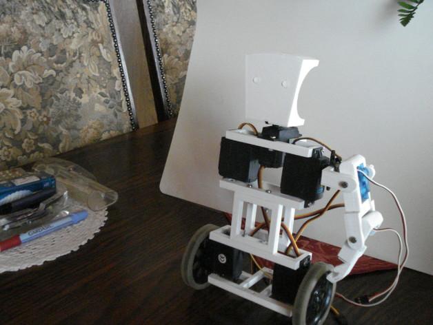 TISJ1人形机器人