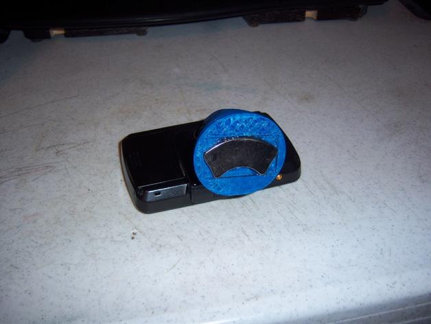 Garmin GPS模块 磁力支架