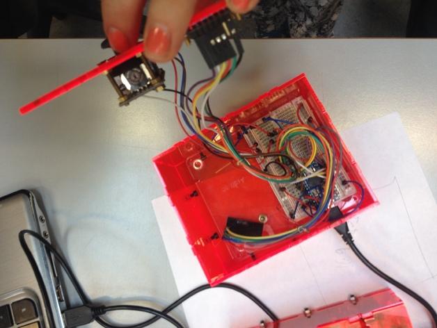 无线游戏控制器