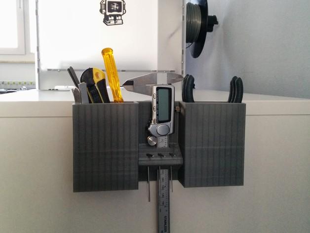 宜家橱柜工具架 3D打印模型渲染图