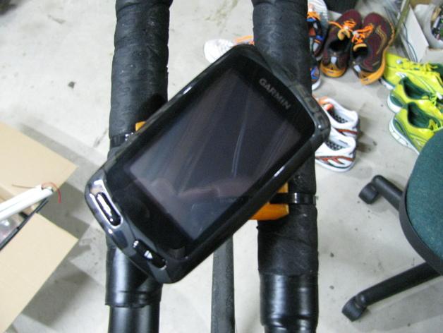 Garmin Edge自行车码表安装支架