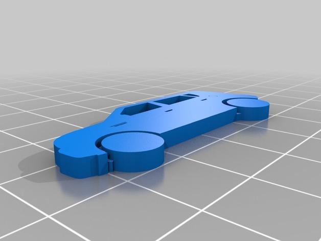 起亚秀尔汽车 2D模型