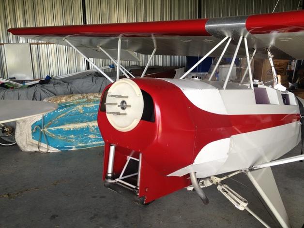 飞机螺旋桨整流罩