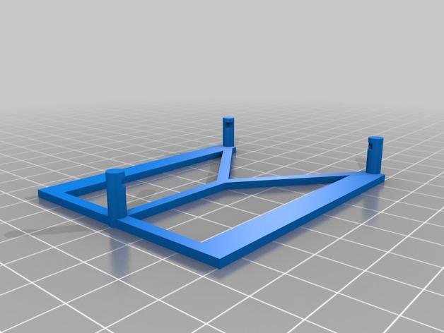 Arduino电路板底座