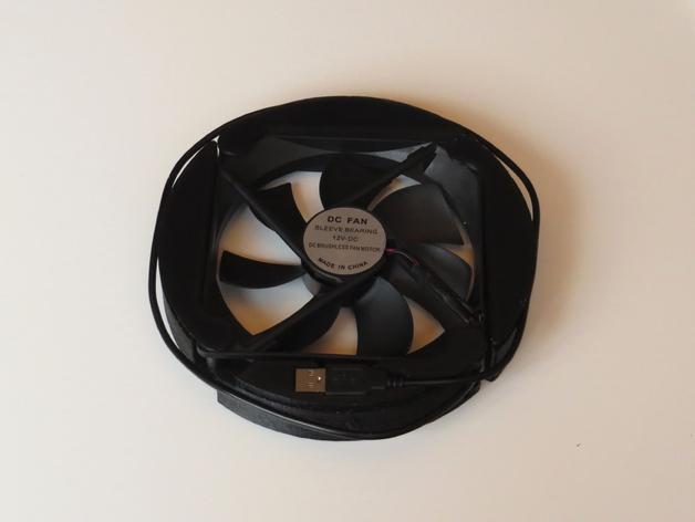 笔记本电脑散热器