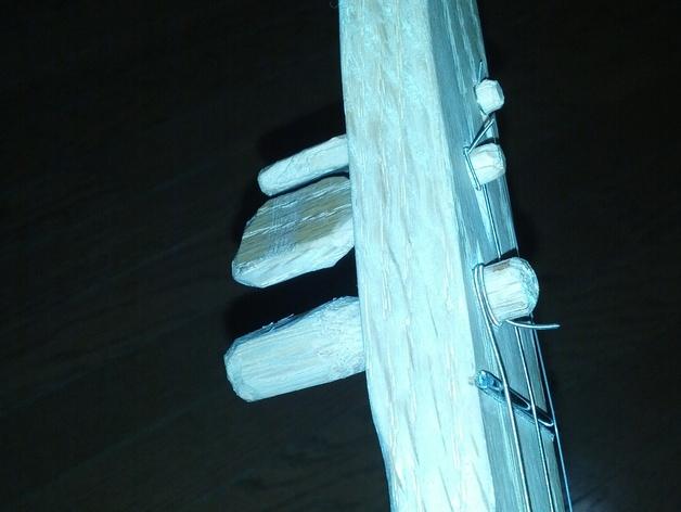 Panjolele DIY自制琴