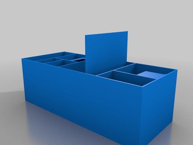 橱柜改装装置 3D打印模型渲染图