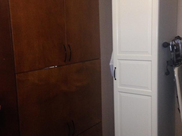 橱柜改装装置