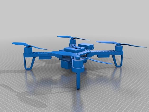 QX380四轴飞行器