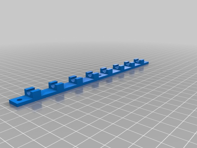 LED立方体 夹具
