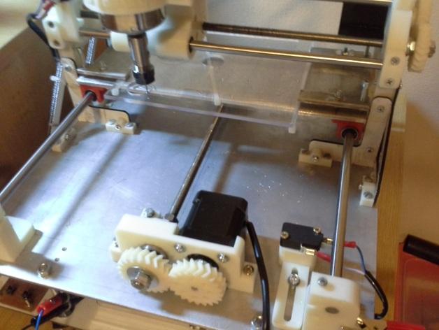 旋风分离器  3D打印模型渲染图