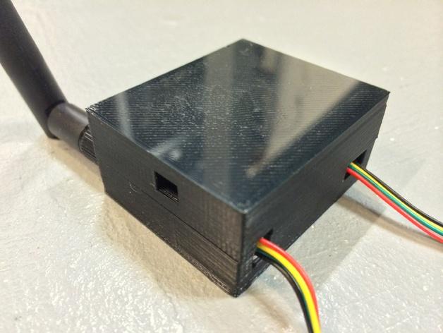 CN06 GPS模块支架