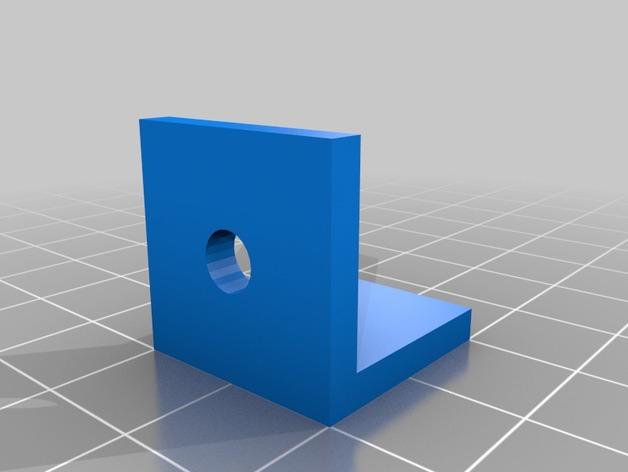 角架 3D打印模型渲染图