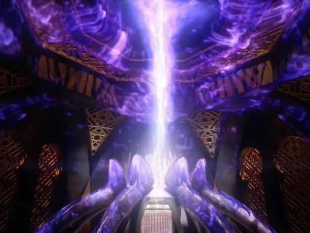 星际之门 照明灯