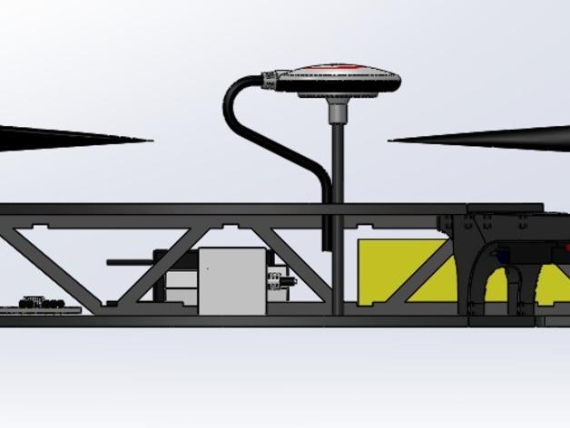 四轴飞行器常平架