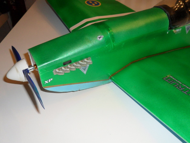 FT Spitfire 喷火式战斗机