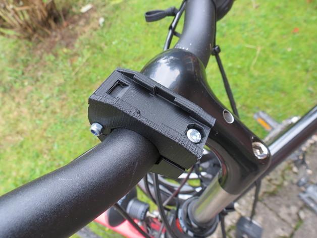 自行车把手支架 3D打印模型渲染图