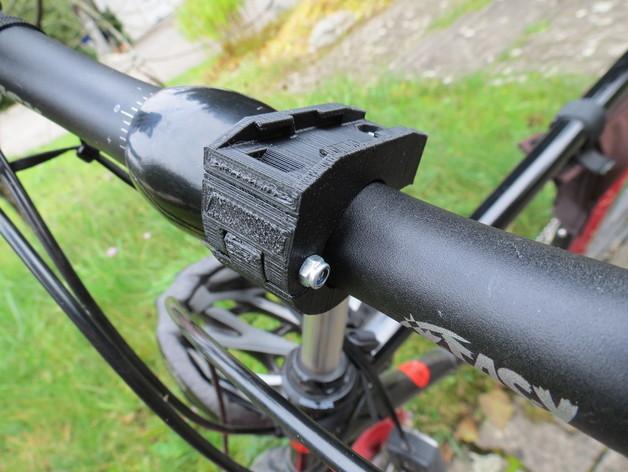 自行车把手支架
